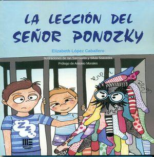 LA LECCION DEL SEÑOR PONOZKY