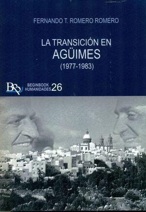 LA TRANSICIÓN EN AGÜIMES (1977-1983)