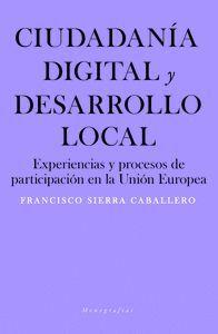 CIUDADANÍA DIGITAL Y DESARROLLO LOCAL