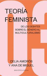TEORÍA FEMINISTA