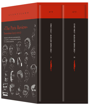 THE PARIS REVIEW. ENTREVISTAS (1953-2012) (2 VOL.)