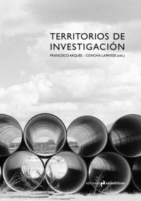 TERRITORIOS DE INVESTIGACION
