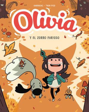 OLIVIA Y EL ZORRO FURIOSO (OLIVIA 2)