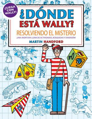 DÓNDE ESTÁ WALLY? RESOLVIENDO EL MISTERIO