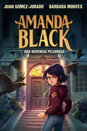 AMANDA BLACK 1 UNA HERENCIA PELIGROSA