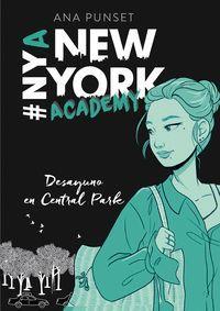 DESAYUNO EN CENTRAL PARK. NEW YORK ACADEMY 3