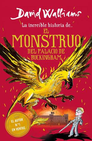 EL MONSTRUO DEL PALACIO DE BUCKINGHAM