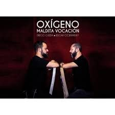 OXIGENO MALDITA VOCACION + CD