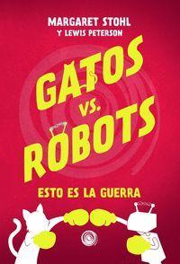 GATOS VS ROBOTS