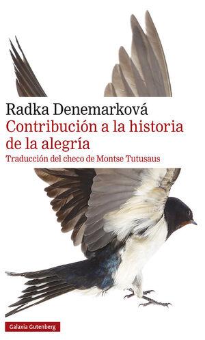 CONTRIBUCIÓN A LA HISTORIA DE LA ALEGRÍA