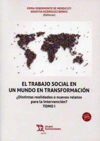TRABAJO SOCIAL EN UN MUNDO EN TRANSFORMACIÓN 2 VOLUMENES