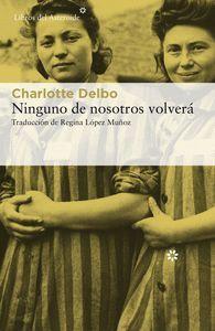 NINGUNO DE NOSOTROS VOLVERÁ