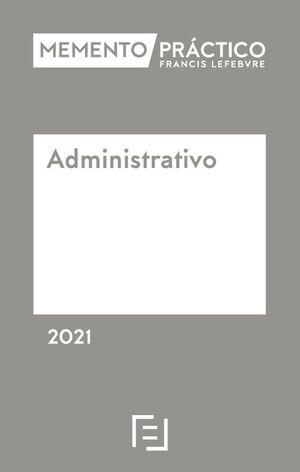 MEMENTO PRACTICO ADMINISTRATIVO 2021