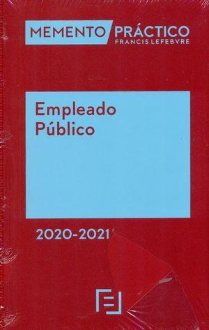 MEMENTO PRÁCTICO. EMPLEADO PÚBLICO 2020-2021
