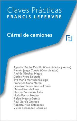 CLAVES PRÁCTICAS CÁRTEL DE CAMIONES