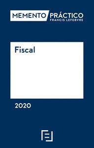 MEMENTO PRÁCTICO FISCAL 2020