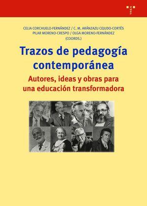 TRAZOS DE PEDAGOGIA CONTEMPORANEA