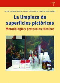 LA LIMPIEZA DE LAS SUPERFICIES PICTÓRICAS