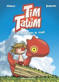 TIM Y TATUM 1 BIENVENIDO AL CLAN