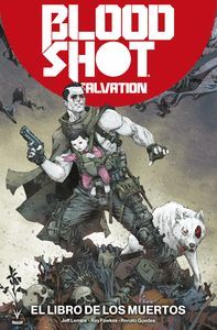 BLOODSHOT SALVATION (VOL 2)