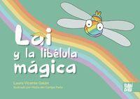 LAI Y LA LIBELULA MAGICA