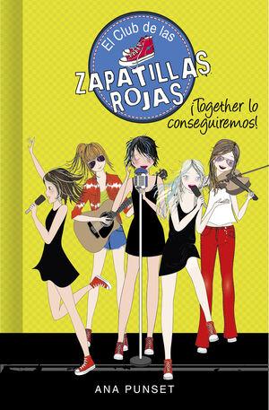 TOGETHER LO CONSEGUIREMOS!. EL CLUB DE LAS ZAPATILLAS ROJAS 18