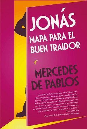JONÁS. MAPA PARA EL BUEN TRAIDOR