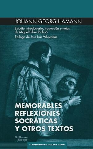 MEMORABLES REFLEXIONES SOCRÁTICAS Y OTROS TEXTOS