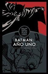 BATMAN: AÑO UNO EDICIÓN DC BLACK LABEL (2A EDICIÓN)