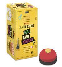 SEX EDUCATION. QUIZ GAME ACADEMY