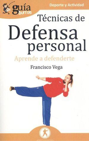 TÉCNICAS DE DEFENSA PERSONAL