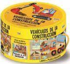 VEHICULOS DE LA CONSTRUCCIÓN (LIBRO + PUZLE GIGANTE)