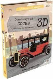 CONSTRUYE UN COCHE 3D. HISTORIA DEL AUTOMOVIL (CAJA)