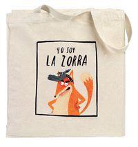 BOLSA - YO SOY LA ZORRA
