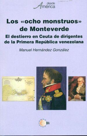LOS OCHO MONSTRUOS DE MONTEVERDE