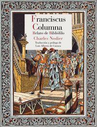 FRANCISCUS COLUMNA. RELATO DE BIBLIÓFILO