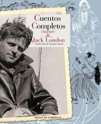 CUENTOS COMPLETOS (1893-1916) (3 VOL.)