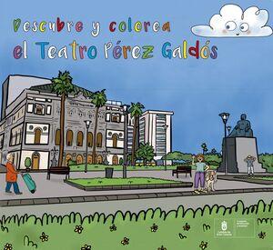 DESCUBRE Y COLOREA EL TEATRO PÉREZ GALDÓS