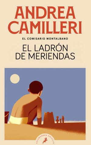 EL LADRÓN DE MERIENDAS. EL COMISARIO MONTALBANO 3