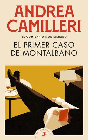EL PRIMER CASO DE MONTALBANO (COMISARIO MONTALBANO 11)