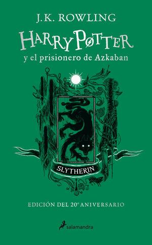 HARRY POTTER Y EL PRISIONERO DE AZKABA. SLYTHERIN