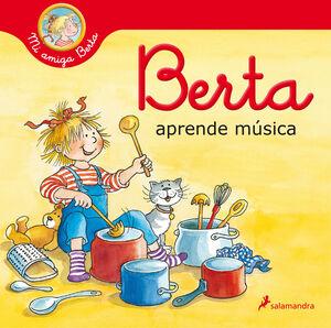 BERTA APRENDE MÚSICA - MI AMIGA BERTA