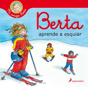 BERTA APRENDE A ESQUIAR - MI AMIGA BERTA