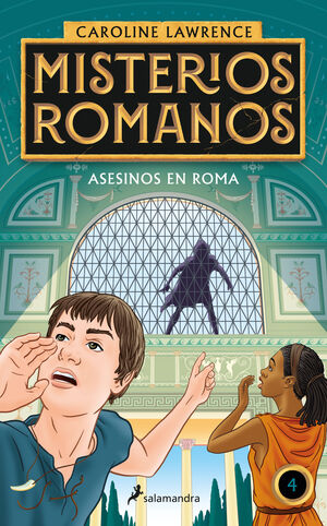 ASESINOS EN ROM. MISTERIOS ROMANOS 4