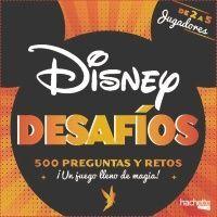 DESAFÍOS DISNEY. 500 PREGUNTAS Y RETOS (CAJA)