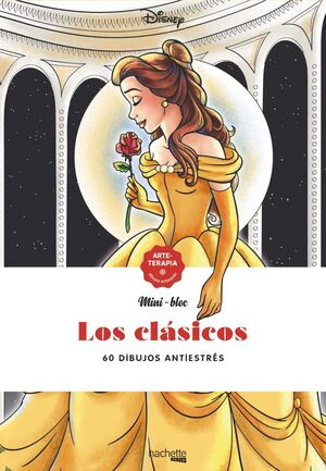 LOS CLÁSICOS. 60 DIBUJOS ANTIESTRÉS