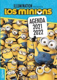LOS MINIONS. AGENDA 2021-22