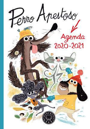 AGENDA 2020-2021 PERRO APESTOSO
