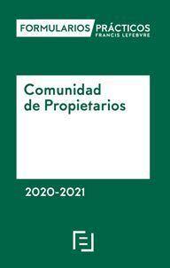 FORMULARIOS PRÁCTICOS COMUNIDADES DE PROPIETARIOS 2017-2018
