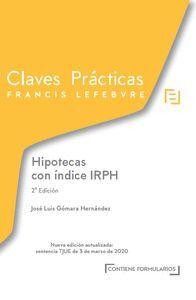 HIPOTECAS CON ¡NDICE IRPH